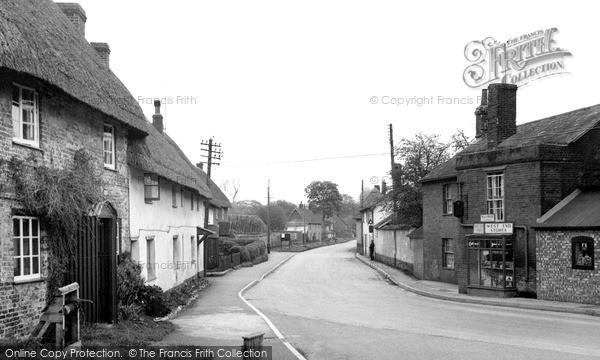 Photo of Tilshead, West End c.1960