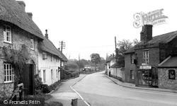 Tilshead, West End c.1960
