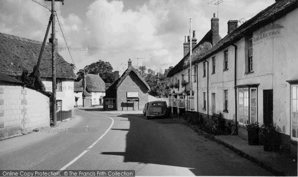 Photo of Tilshead, West End c.1965