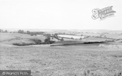 Tilton On The Hill, General View c.1955