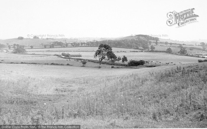 Photo of Tilton On The Hill, General View c.1955