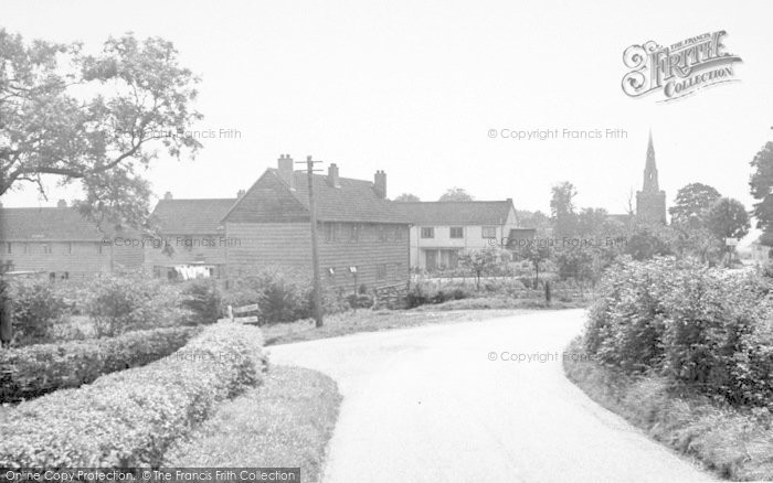 Photo of Tilton On The Hill, New Houses c.1955