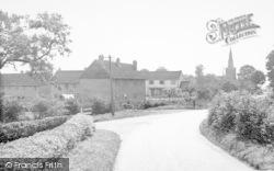 Tilton On The Hill, New Houses c.1955