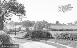 Tilton On The Hill, The Village c.1955