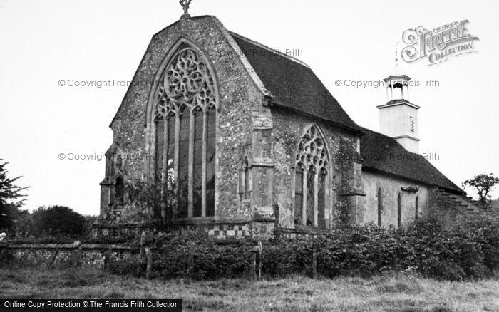 Photo of Tilty, St Mary's Church 1950