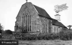 Tilty, St Mary's Church 1950
