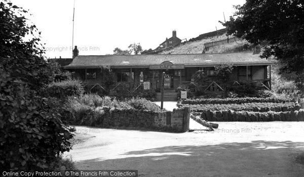 Photo of Timbersbrook, Corner Cafe c.1955
