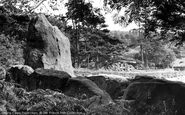 Photo of Timbersbrook, The Bridestones c.1955