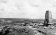 Timbersbrook, the Top of the Cloud c1955