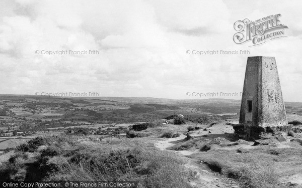 Photo of Timbersbrook, the Top of the Cloud c1955