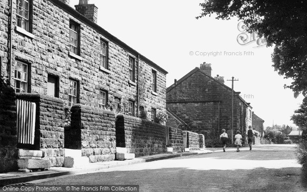 Photo of Timbersbrook, The Village c.1950