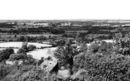 Timbersbrook, view from Cloud Road c1955