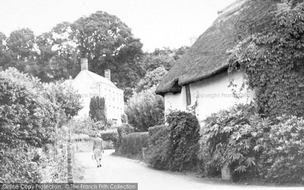 Photo of Timberscombe, Great Holise Lane c.1955