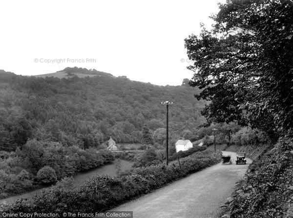 Photo of Timberscombe, Stowey Woods 1930