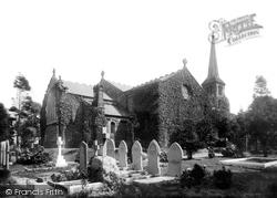 Timperley, Christ Church 1898