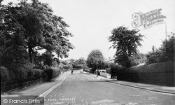 Timperley, Frieston Road  c.1960