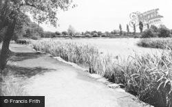 Timperley, King George V Pool c.1960