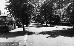 Timperley, Mayfield Road c.1960