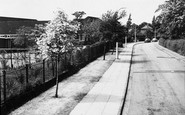 Timperley, Moss Lane c1960