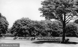 Timperley, Newton Park c.1960