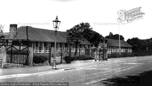 Timperley, Park Road Primary School c1960
