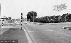Timperley, Shaftesbury Avenue c.1960
