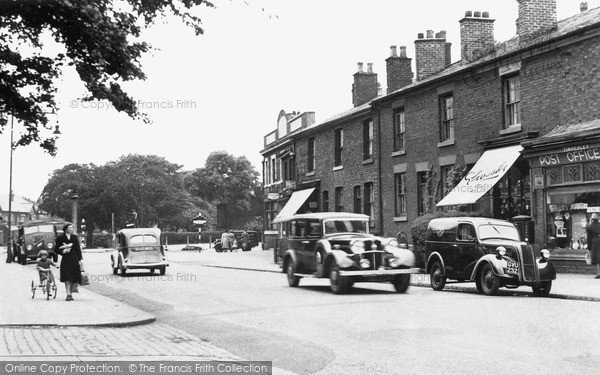 Photo of Timperley, Stockport Road 1951