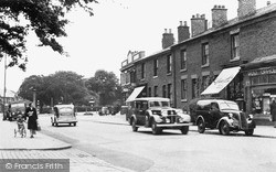 Timperley, Stockport Road 1951