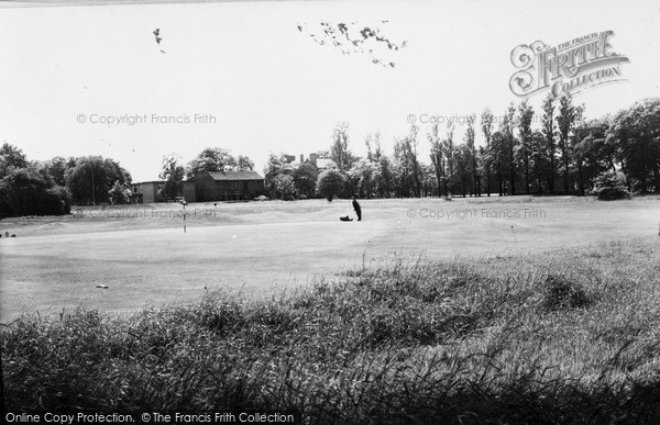 Photo of Timperley, The Golf House And Hotel c.1960