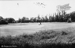 Timperley, The Golf House And Hotel c.1960