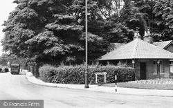 Timperley, The Toll Bar c.1950