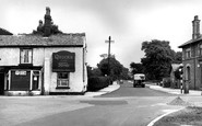 Timperley, Thorley Lane c1955