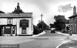 Timperley, Thorley Lane c.1955