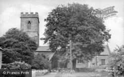 The Church c.1955, Tingewick
