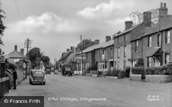 The Village c.1950, Tingewick