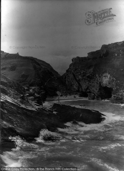 Photo of Tintagel, 1920