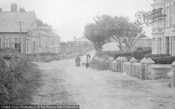 Photo of Tintagel, Bossiney Road 1920