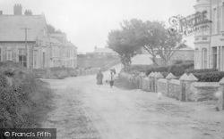 Bossiney Road 1920, Tintagel