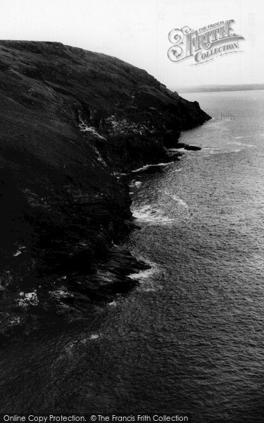 Photo of Tintagel, c.1960