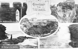 Composite c.1960, Tintagel