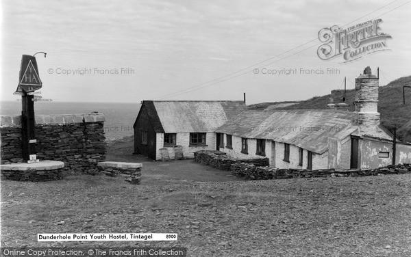 Photo of Tintagel, Dunderhole Point Youth Hostel c.1963