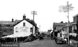 Tintagel, Fore Street c.1950