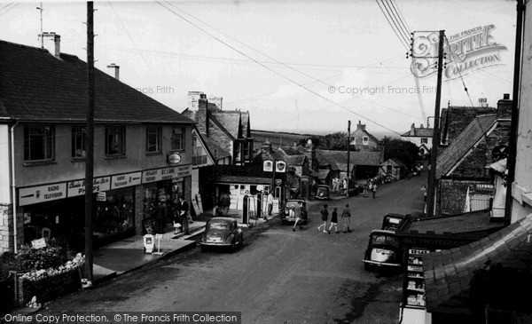 Photo of Tintagel, Fore Street c.1960