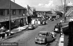 Tintagel, Fore Street c.1960