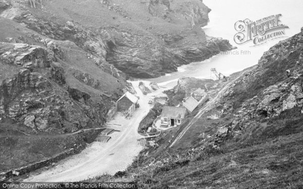 Photo of Tintagel, Haven 1894