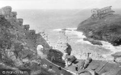 King Arthur's Castle 1933, Tintagel
