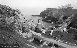 Tintagel, King Arthur's Castle 1936