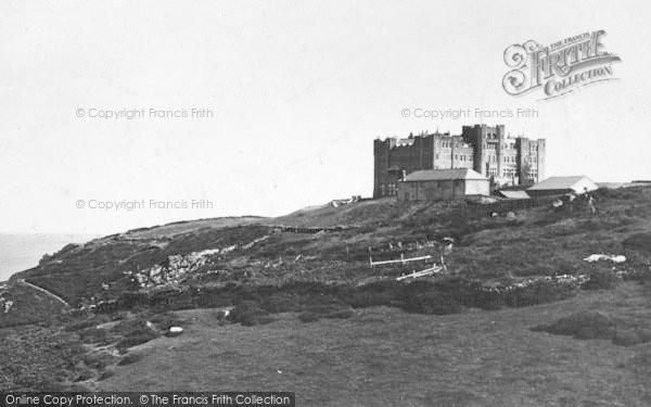 Photo of Tintagel, King Arthur's Castle Hotel 1920