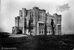 Tintagel, King Arthur's Castle Hotel c.1955