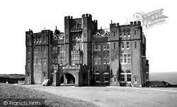 Tintagel, King Arthur's Castle Hotel c.1960